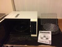 Panasonic Dimension 4 Microwave, oven and grill all in one