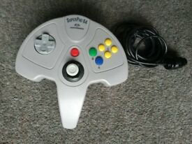 N64 controller - Superpad 64