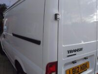 Ford transit 2012 showroom condition no vat