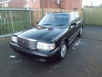Toyota Crown 2.4 Diesel Saloon only 33,000 miles and part of a private Toyota Collection
