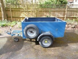 Trailer, price reduced.