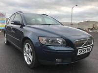 Volvo V50 2.0 D excellent condition full service history