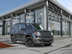 2016 Jeep Renegade 4x4 4X4 Navi Power All Climate Control
