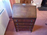 Vintage Antique Bureaux Desk