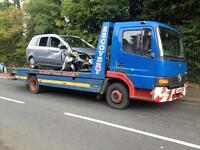 car /van recovery breakdown services london