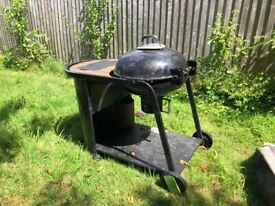 Blooma Kinley Charcoal Barbecue BBQ Grill - Great Barbeque! Delicious and fast RRP £210