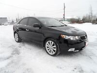 2012 Kia Forte 2.4L SX *ONE OWNER LEATHER INT.*