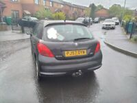 Peugeot, 207, Hatchback, 2007, Manual, 1560 (cc), 5 doors