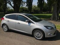 Ford focus zee tech plus