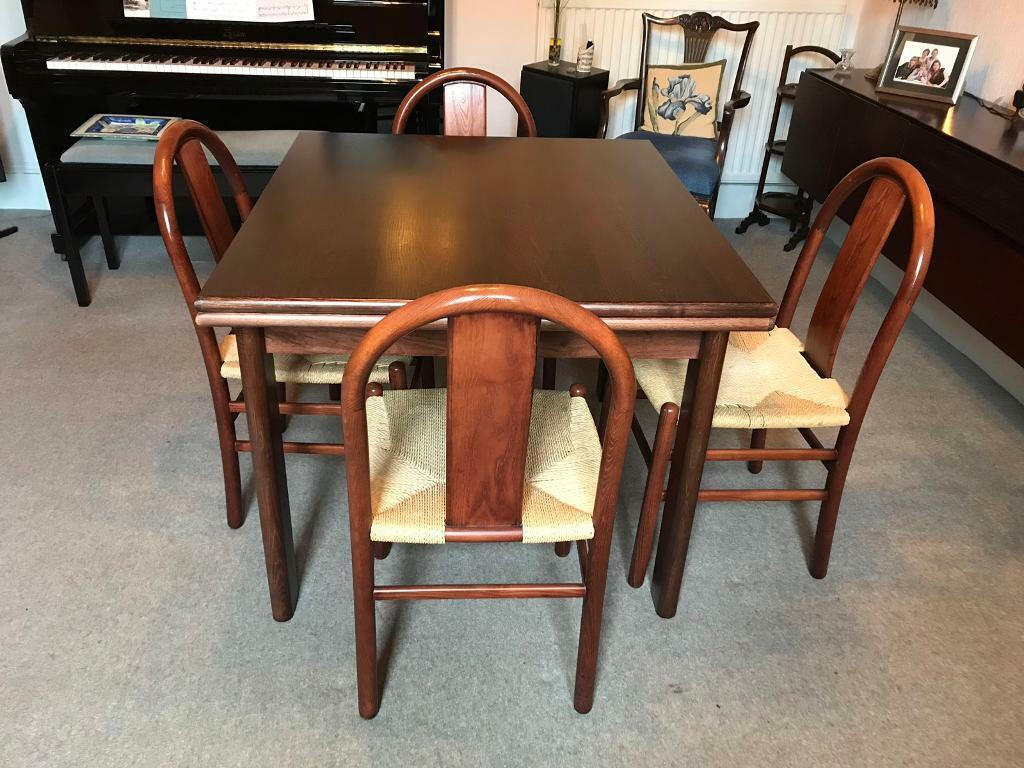 Dining Room Table 6 Chairs