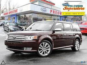 2010 Ford Flex Limited >>Leather<<