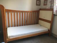 FREE - Wooden cot bed