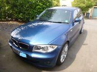 BMW 118D Sport, immaculate condition, long MOT