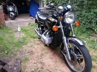 honda gl1000 goldwing 1978