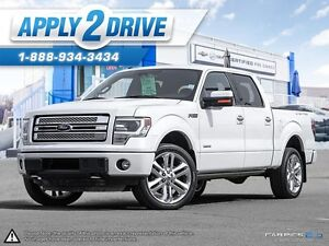 2013 Ford F-150 Limited 4x4 Eco Boost Loaded