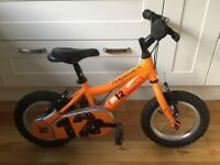 RIDGEBACK MX12 Aluminium Frame child's bike