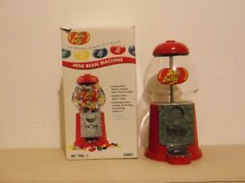 Vintage Jelly Bean machine dispenser STILL AVAILABLE - CAN POST
