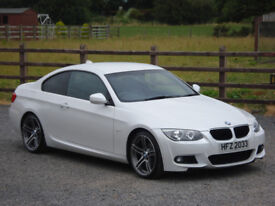 2011 BMW 318i 2.0 M SPORT COUPE **FULL SERVICE HISTORY**