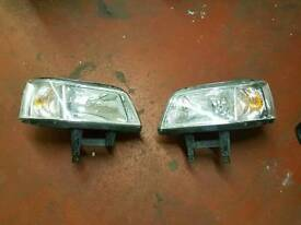 Genuine VW t5 transporter headlights