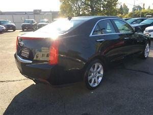2013 Cadillac ATS 2.0L Turbo AWD | NO ACCIDENTS | LEATHER Kitchener / Waterloo Kitchener Area image 6