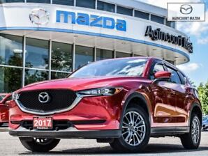 2017 Mazda CX-5 GS | Htd Sts&Steering | Lthr | Power Liftgate