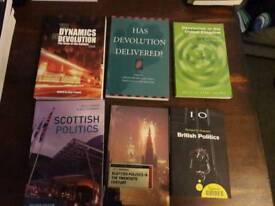 Politics Sociology Textbook Bundle - 28 Books!!!!!