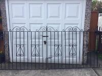 Pair of Gates 10ft wide x 4ft high