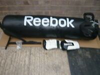 Sports Boxing Bag and Weights training