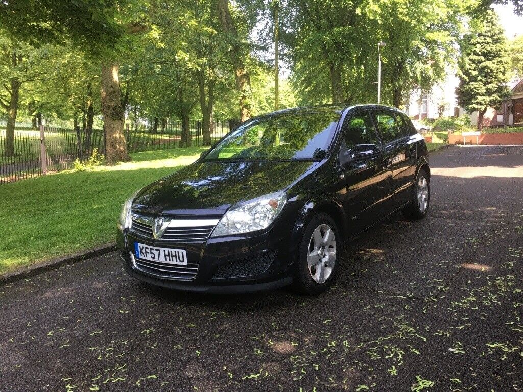 c741968763 2007 (57) VAUXHALL ASTRA CLUB 1.4 PETROL 5DR   SAME OWNER SINCE 2008 +  CHEAP TO INSURE AND RUN