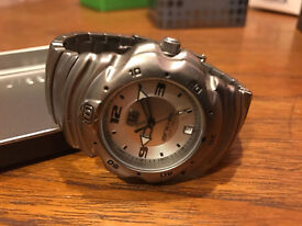Animal Men's 031 Watch - titanium edition