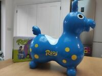 Rody the horse toddler ride on toy
