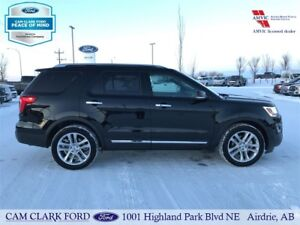 2017 Ford Explorer Limited 4WD [s-roof/tow pack/leather]