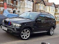 2004 BMW X5 3.0D SPORT AUTO. CUSTOM EXHAUST, HPI CLEAR, DRIVES BEAUTIFUL...