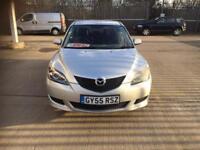 Mazda3 1.6 TS 5dr 2key-full-sv-history