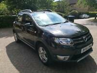 Dacia Sandero Stepway 0.9 TCe Laureate (s/s) 5dr FULL SERVICE HISTORY