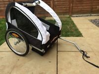 Child's bike trailer / carriage for sale