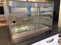 Heated Pie/Food Hot Holding cabinet