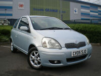 Toyota Yaris 1.3 VVT-i 3dr Hatchback Manual * Full SERVICE HISTORY * 3 Months WARRANTY