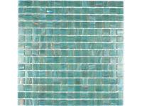 Mosaics Gold Vein Glass Mosaics