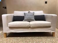 Karlstad Ikea sofa