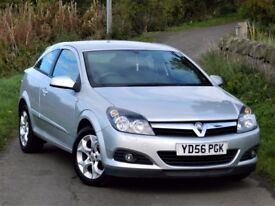 AMAZING LOOKS! (2006) VAUXHALL ASTRA SXI SPORT 1.6 2DR COUPE - LONG MOT - FULL SERVICE HISTORY