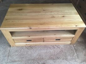 Next TV unit and coffee table very good condition