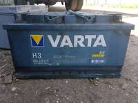 Heavy Duty Batteries , great condition.