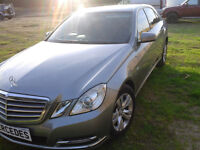 Mercedes-Benz E Class 2.1 E200 CDI BlueEFFICIENCY SE 7G-Tronic Plus 4dr (start/stop)