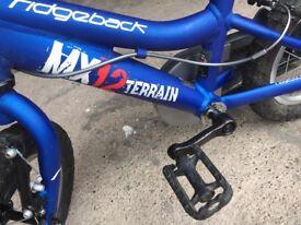 Ridgeback MX12 Terrain bike