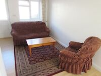 1 Bed Ground Floor Flat - Water and Council Tax Included - Available Immediately