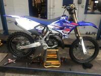 2016 Yamaha yz 125 road legal not Ktm cr kx 250