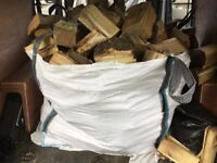 Kiln dried firewood delivery Surrey hampshire gu rg postcodes burner wood stove fire