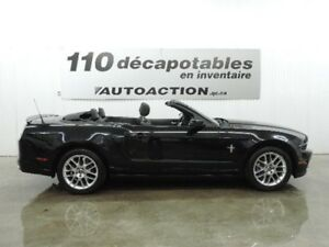 2013 Ford Mustang V6 PONEY PACKAGE DÉCAPOTABLE NAVIGATION