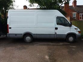 Iveco daily 2.8 diesel mwb good condition